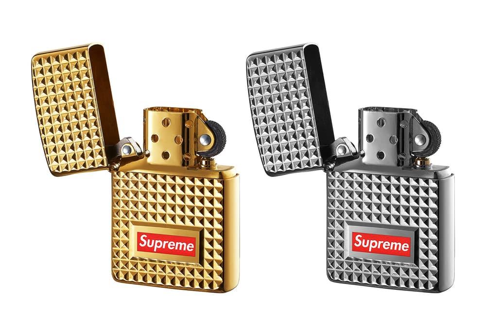Supreme 2017 Fall/Winter Accessories