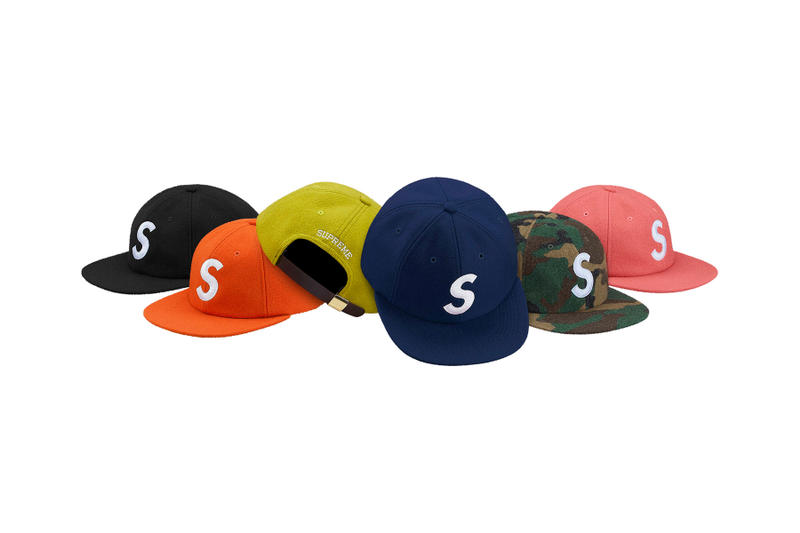 Supreme 2017 Fall/Winter Hats