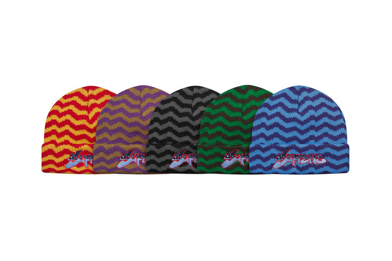 239f5dc6bd0 Supreme 2017 Fall Winter Hats
