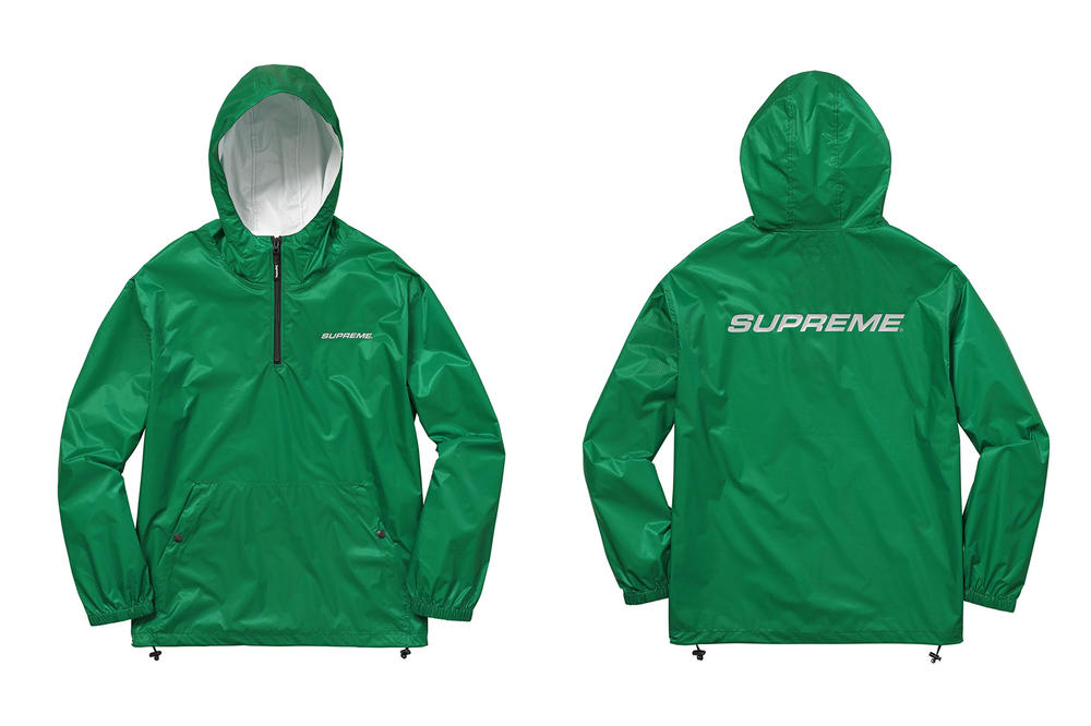 Supreme 2017 Fall/Winter Jackets