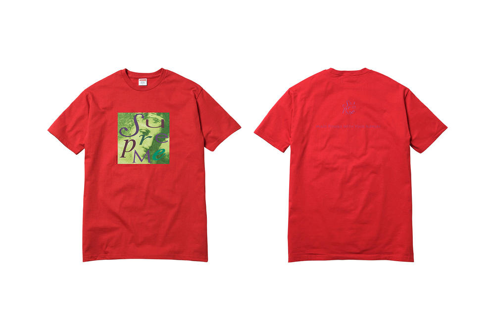 Supreme 2017 Fall/Winter Tees