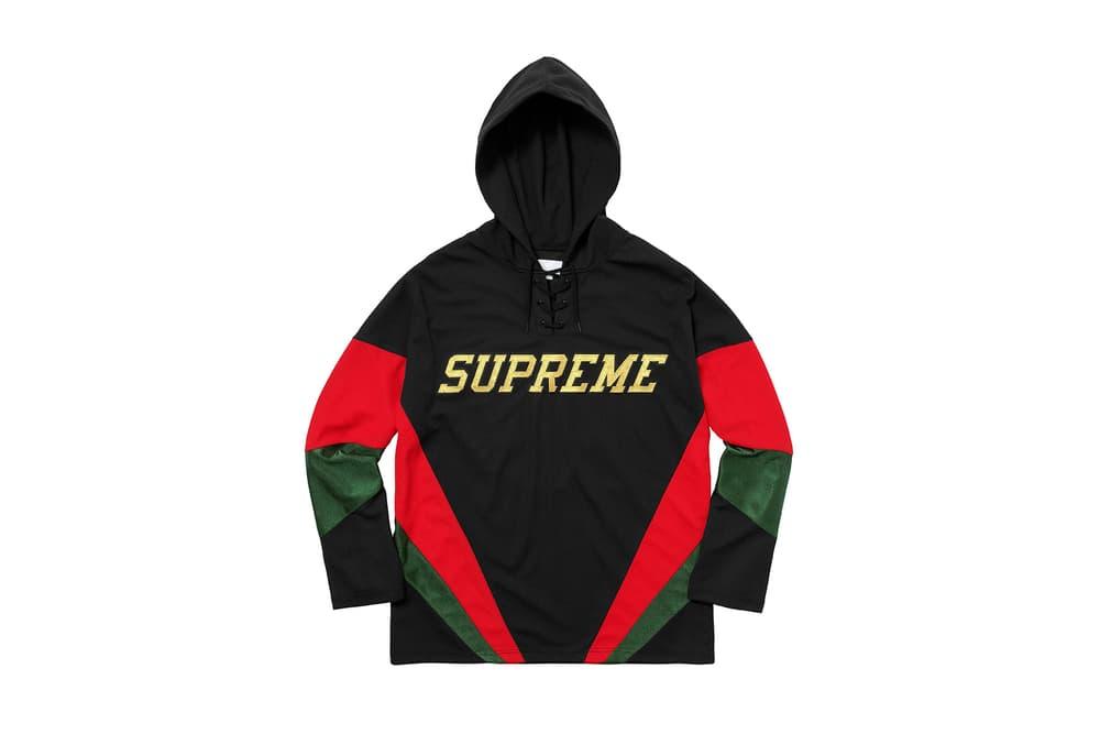 Supreme 2017 Fall/Winter Tops