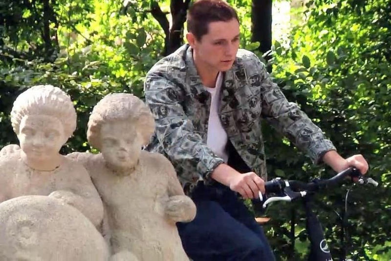 Supreme 2017 Fall Winter Ben Kadow Video William Strobeck Bill Bike Slow Motion Slomo Slo Mo