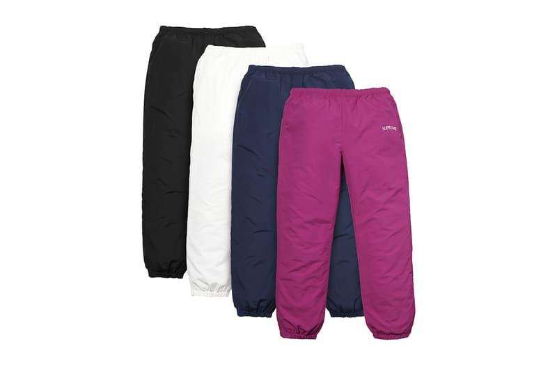 Supreme 2017 Fall/Winter Pants
