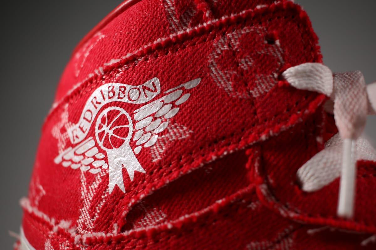 Supreme x Louis Vuitton Air Jordan 1