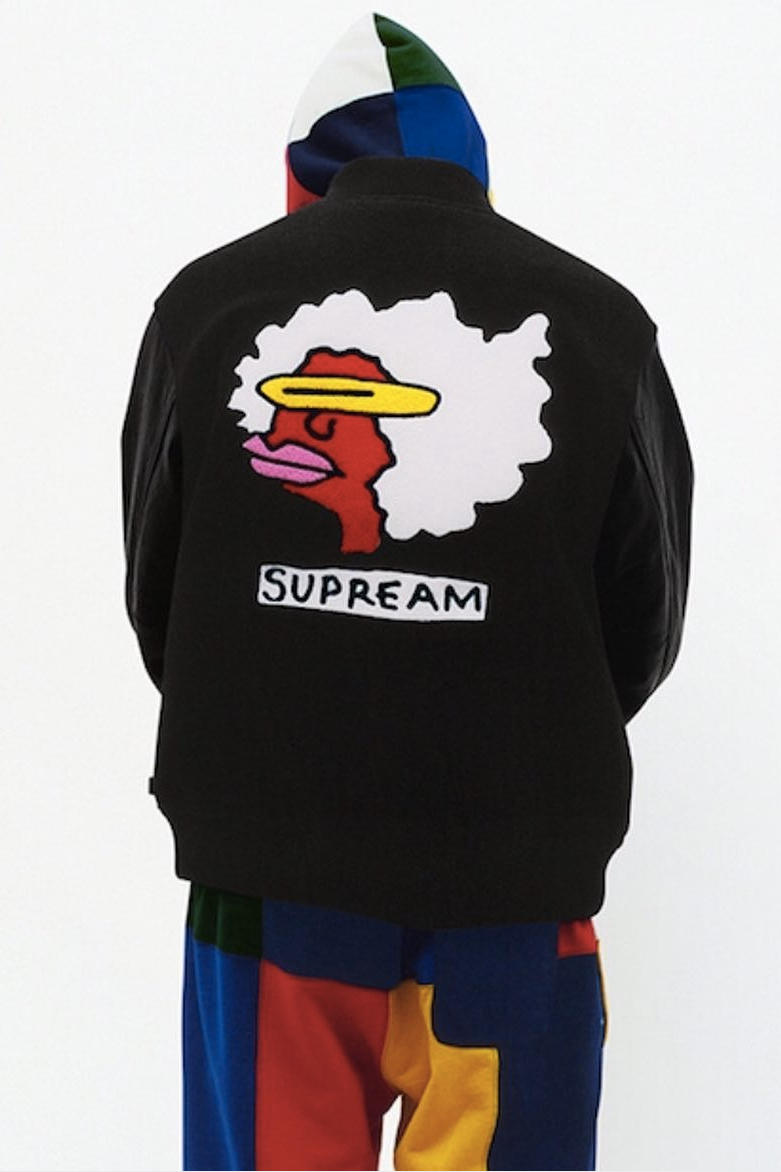 Supreme 2017 Fall/Winter Collection