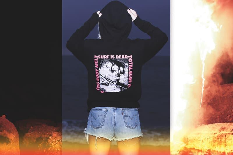 SURF IS DEAD Chris Josol Bow3ry Streetwear Apparel Fashion Clothing