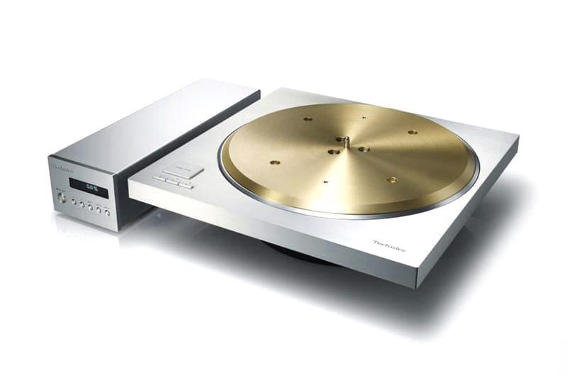 Technics SP 10R Premium Analog Turntable Direct Drive Panasonic