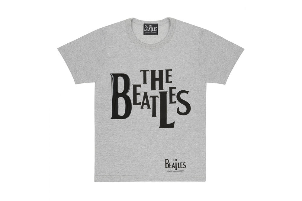 The Beatles COMME des GARCONS CDG PLAY Dover Street Market DSM