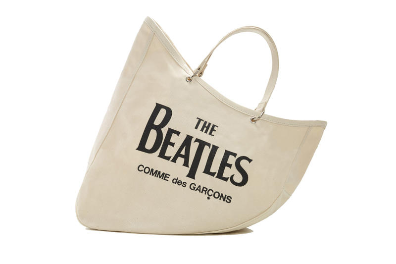 The Beatles COMME des GARCONS CDG PLAY Dover Street Market DSM