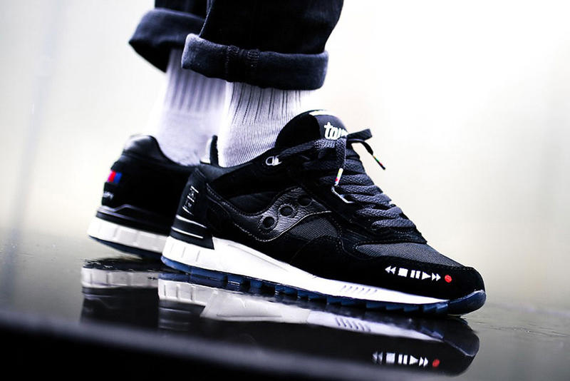 The Good Will Out x Saucony VHS Shadow 5000