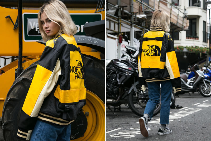 The North Face x COMME des GARÇONS at Carnaby Street