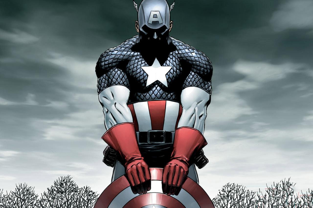 Avengers New York City Iron Man Captain America Spider-Man