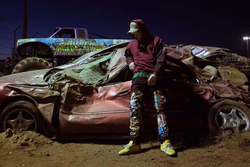Tyler Ross Videographer Garbageman  Kanye West Travis Scott