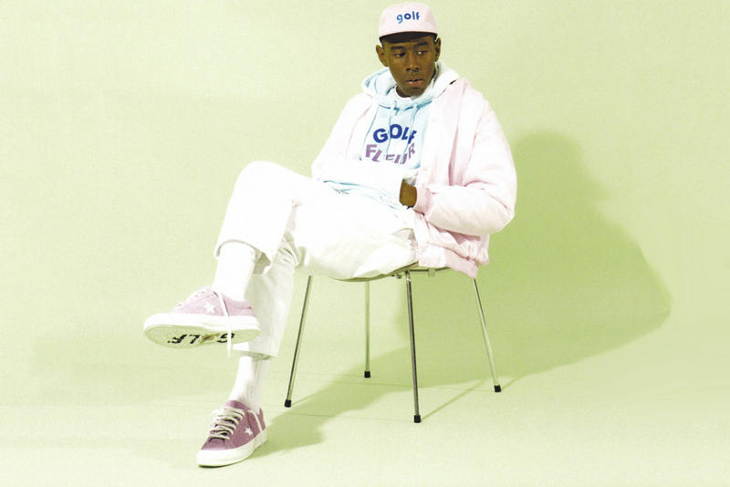 Tyler, the Creator Converse One Star x Golf Le Fleur