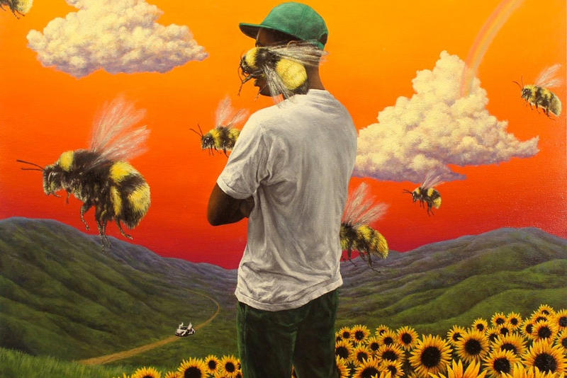 Eric White Interview Tyler, The Creator Flower Boy