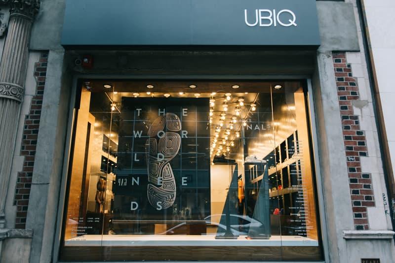 UBIQ x Clarks Originals Pop-Up in Philadelphia Trigenic Evo Ubiq exterior