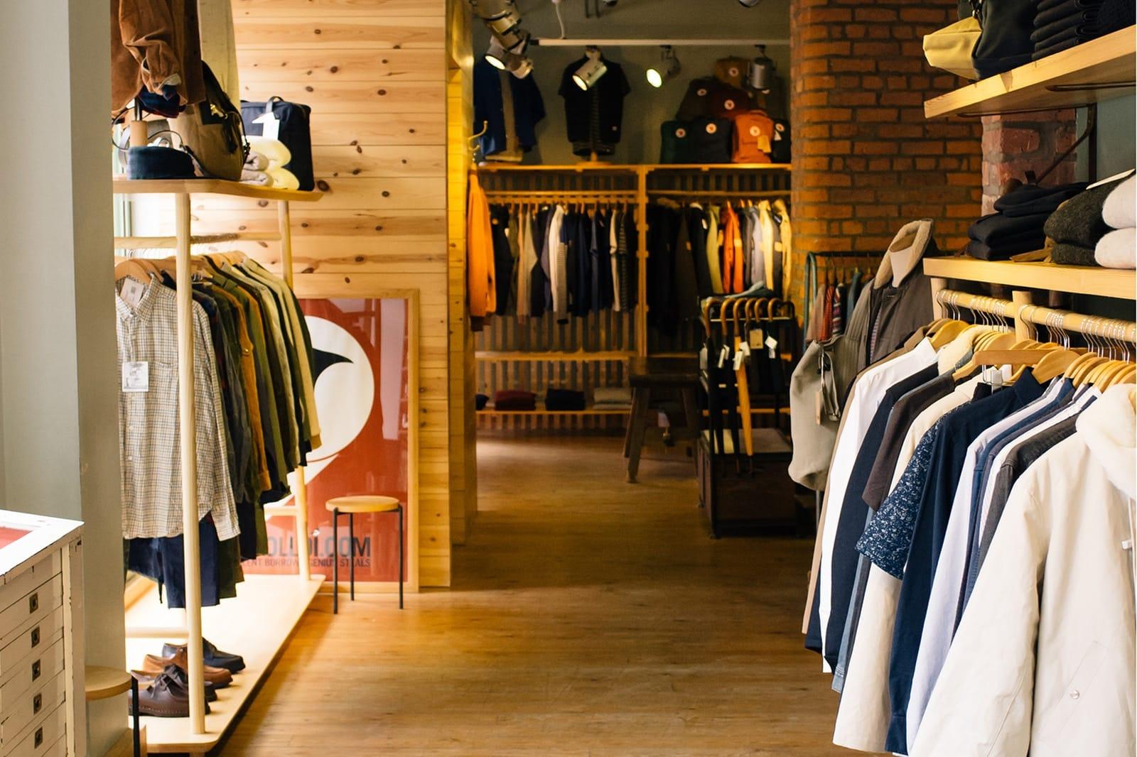 Best UK Fashion Multibrand Stores
