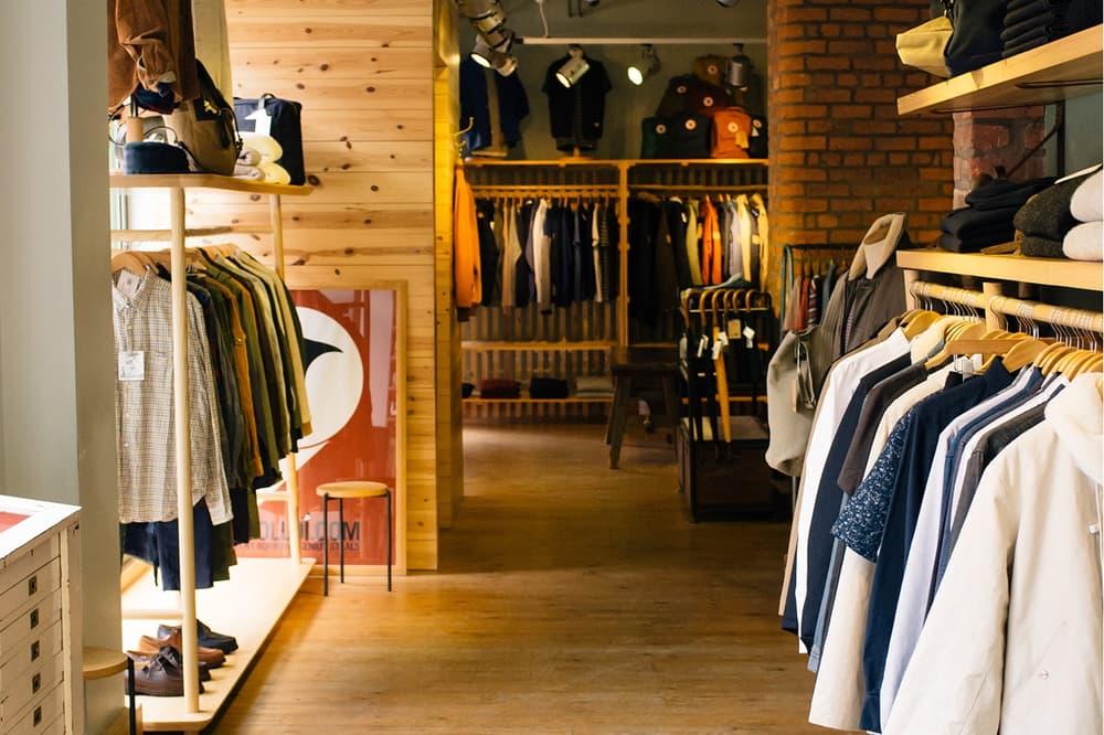 Best UK Stores Outside London Oi Polloi