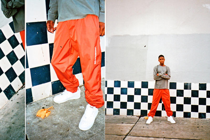 UNDEFEATED 2017 Fall Winter Collection Lookbook August 25 Delivery 1 First Release Date Info