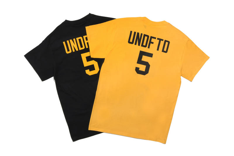 UNDEFEATED Fukuoka Opening T Shirts Exclusive Tees 2017 August 26 Release Date Info store retail shop japan