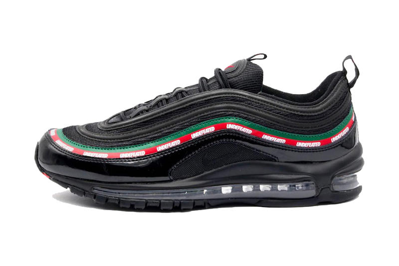 30ce30b49105 UNDEFEATED x Nike Air Max 97 Collaboration