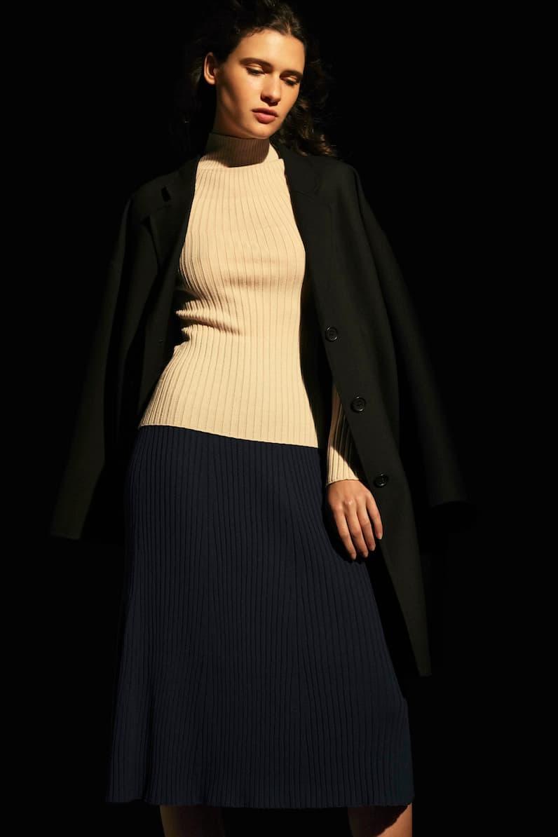 """Uniqlo """"U"""" 2017 Fall/Winter Collection Lookbook Progressive Basics"""