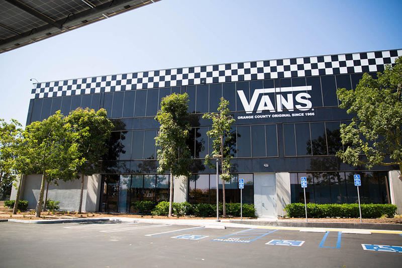 2ac85941c63980 Vans Global Headquarters HQ Costa Mesa California