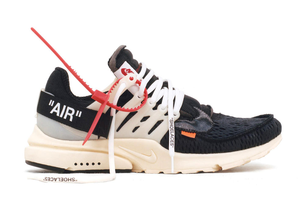 Virgil Abloh Off White Nike Off Campus Pop Up Launch Sneakers Sign Up Notify Ten Icons Reconstructed New York City London NikeLab