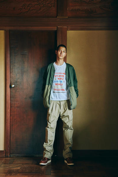 visvim 2017 Fall Winter Collection Lookbook Hiroki Nakamura