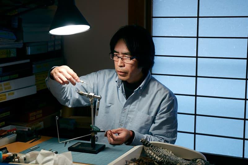 visvim Fly Fishing Dissertation Hiroki Nakamura Japan Tenkara Fishing Tools Techniques