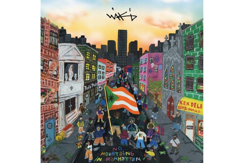 Wiki No Mountains in Manhattan Album Stream 2017 August 25 Release Date Ratking XL Recordings
