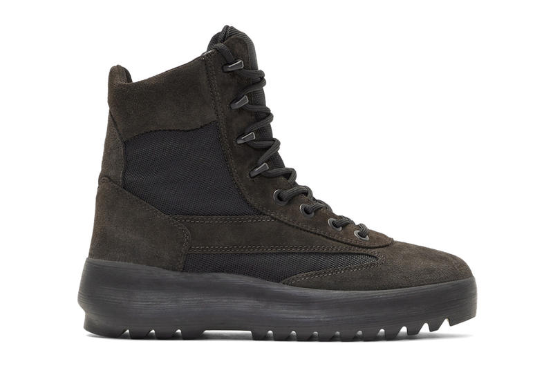 detailed look 4eb7f 7c232 YEEZY Season 5 Military Boots Available Online