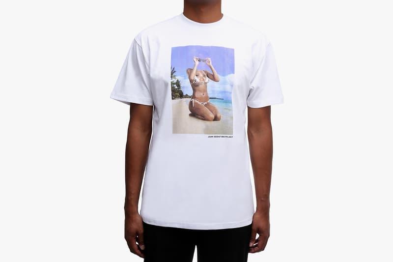 Rihanna 032c T-Shirt Collection