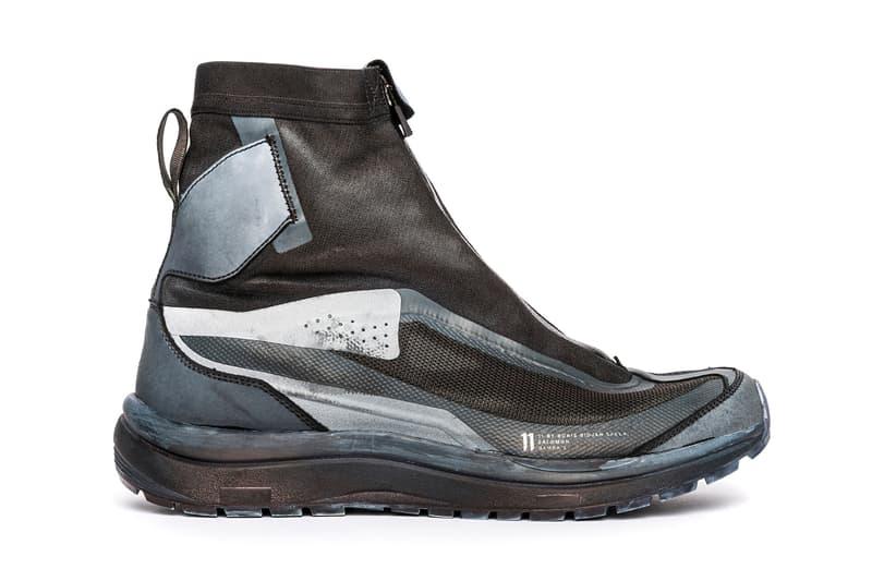 11 by Boris Bidjan Saberi Salomon Footwear Hiking Boots Trail Sneakers