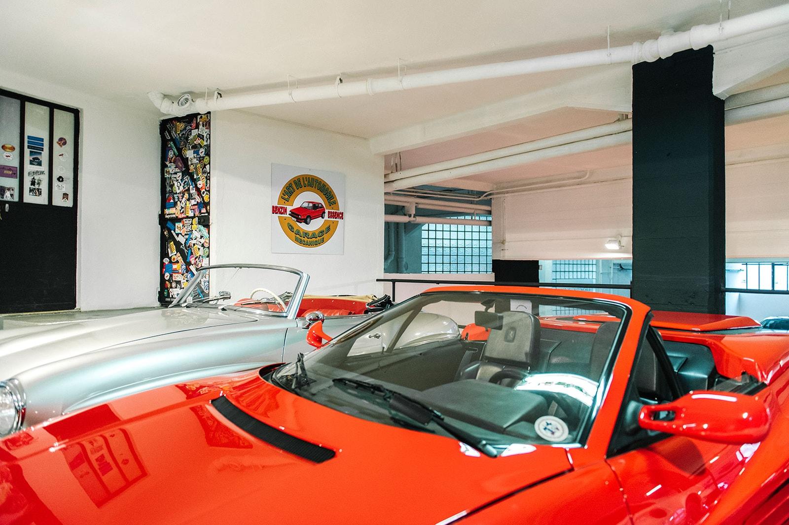 Arthur Kar L'art de L'automobile Volkswagen Golf GTI Paris Hypebeast Radio