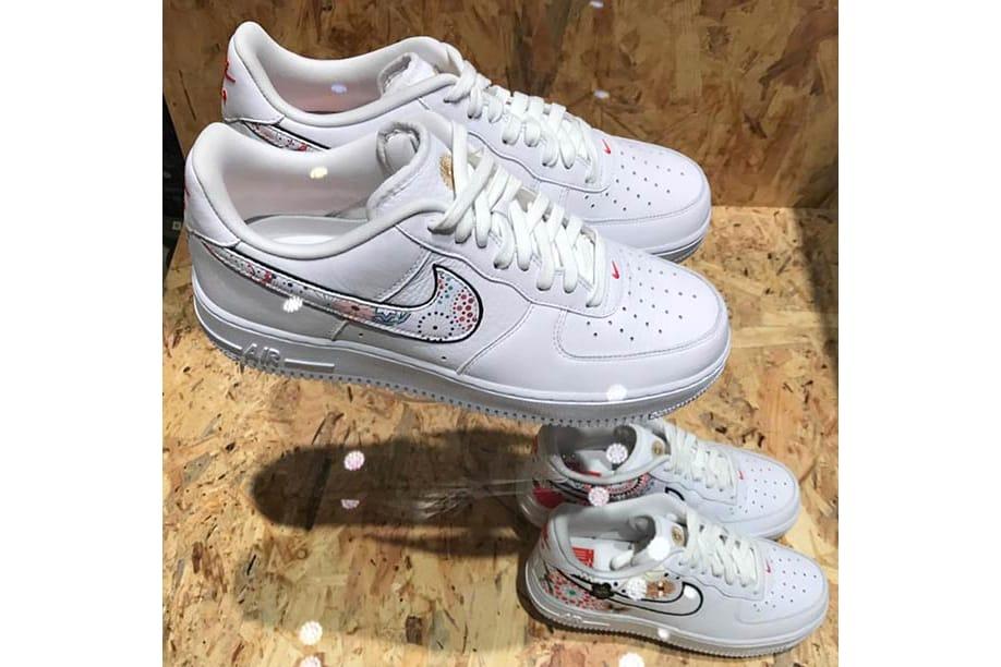 air force 1 roller skates