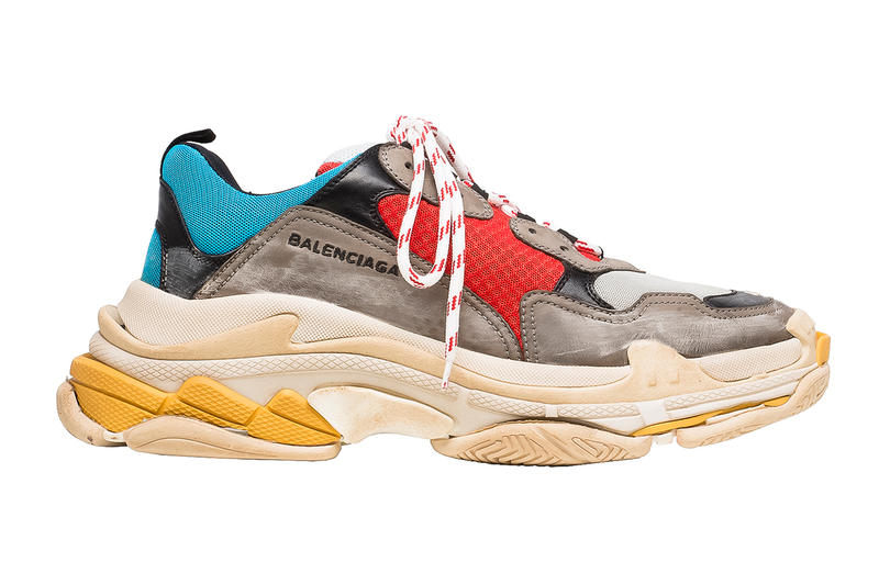 8d01b0ec15609 Balenciaga Reveals Triple S Sneaker Release Date