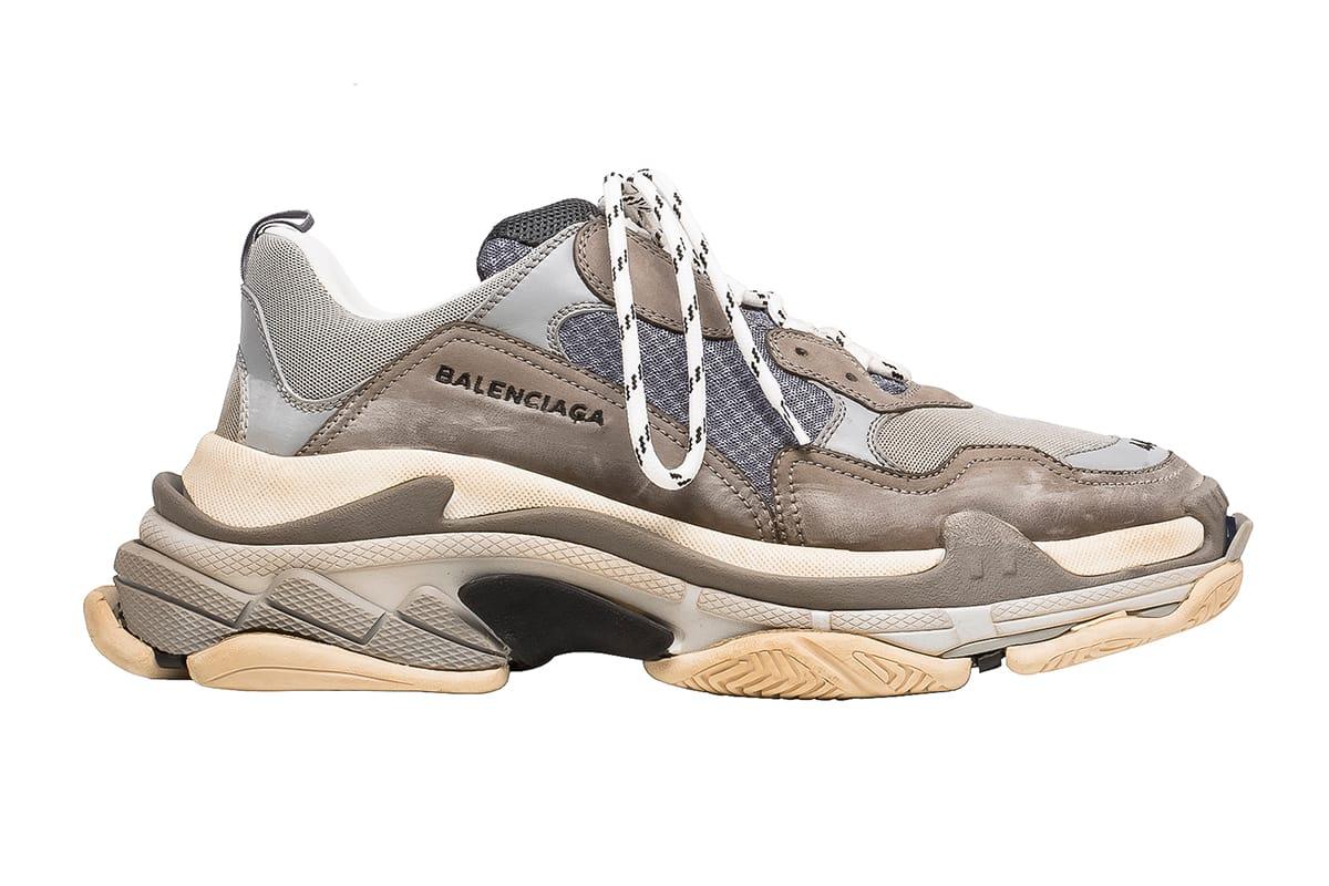 Triple S Sneaker Release Date