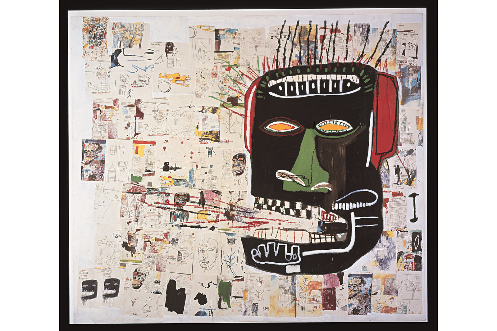 Jean-Michel Basquiat Al Diaz Eleanor Nairne Barbican Boom for Real Yusaku Maezawa Art Exhibition Interviews