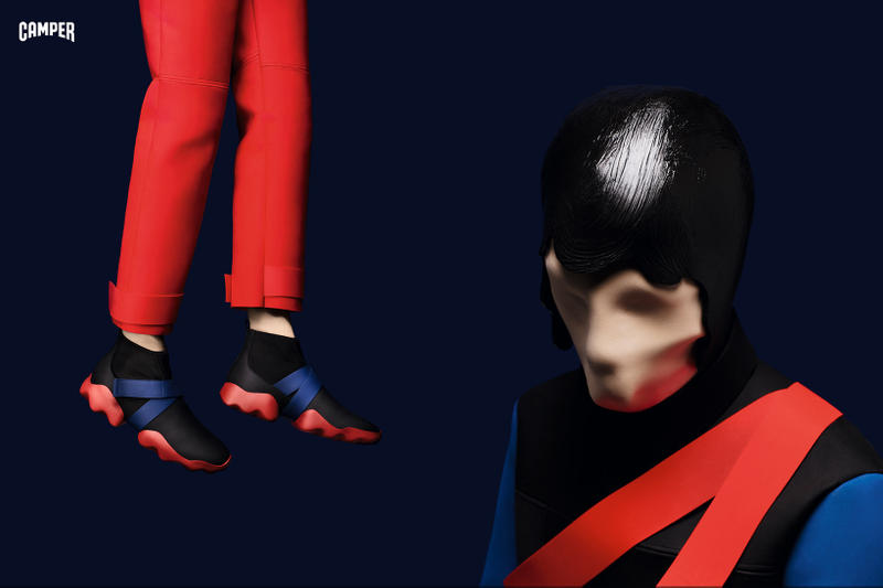 Camper Footwear Collection 2017 Fall/Winter Romain Kremer