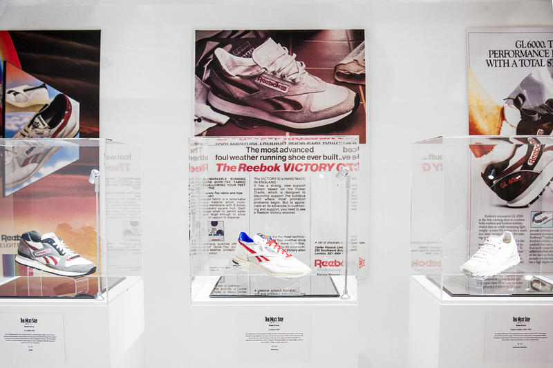 Garbstore Garbstore.ten Covent Garden Store Reebok Museum London retail store boutique shop central ian paley