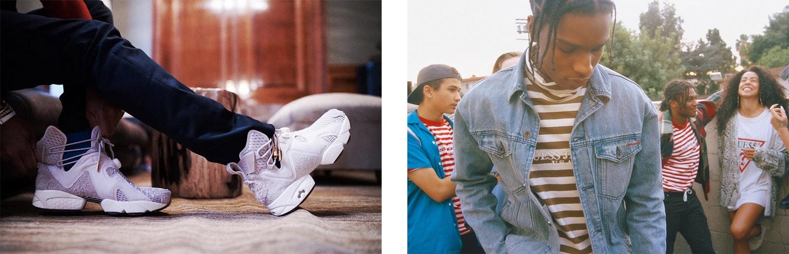 Kendrick Lamar Nike Cortez