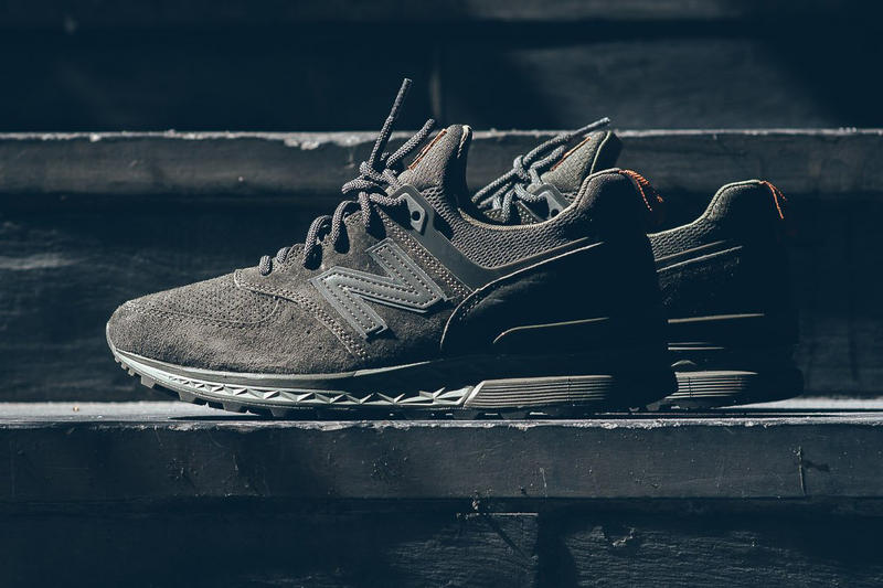 c3cdd1abb2a38 New Balance Releases 574 Sport in Olive Green