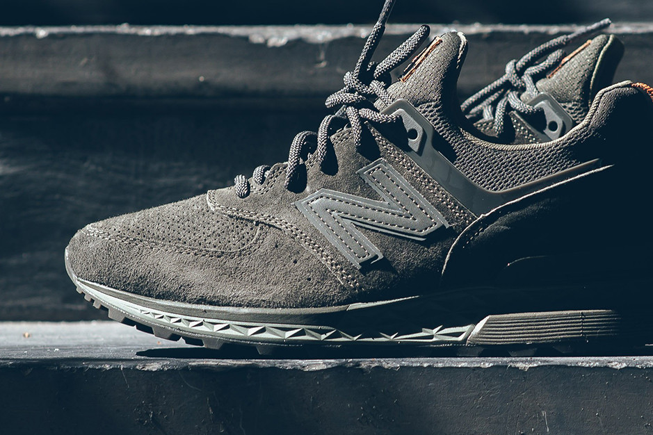 New Balance Releases 574 Sport in Olive
