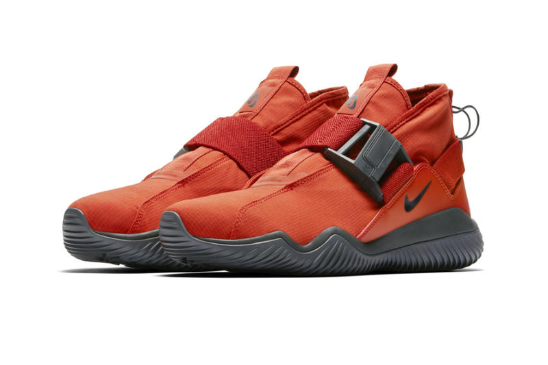 Nike KMTR Premium Dragon Red Colorway