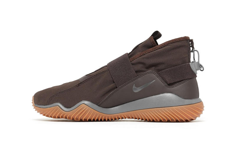 Nike NikeLab KMTR Premium Velvet Brown Colorway