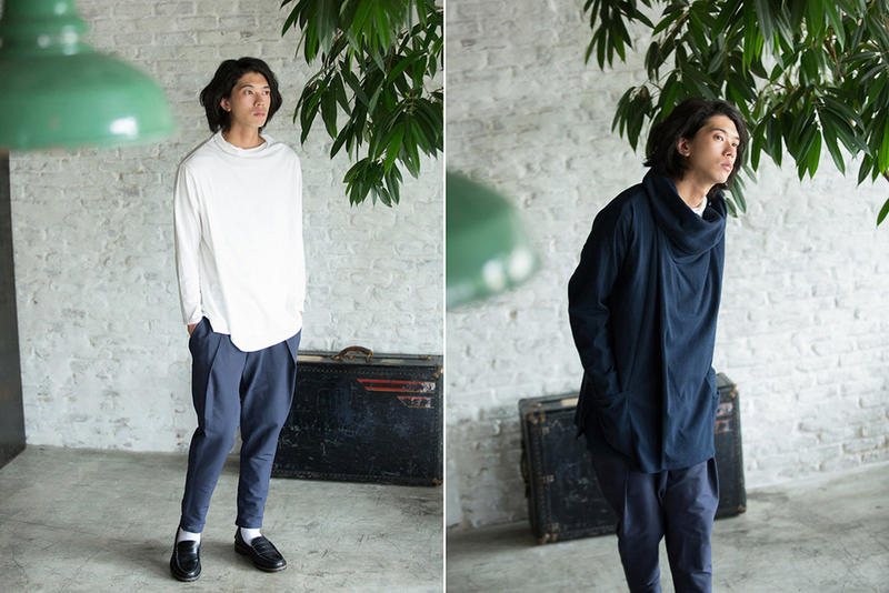 rehacer 2017 Fall/Winter Outerwear Lookbook Collection