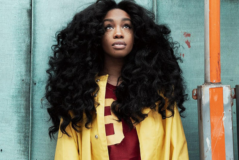 SZA Quicksand Single Insecure HBO Soundtrack Solange Knowles CTRL