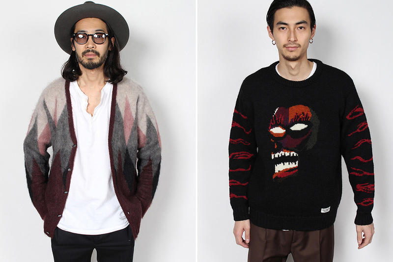 WACKO MARIA Fashion Apparel Accessories Clothing Atsuhiko Mori 2017 fall winter collection season lookbook